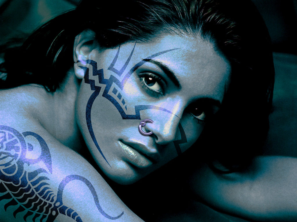 Donne fantasy neyven for Tattoo donne guerriere