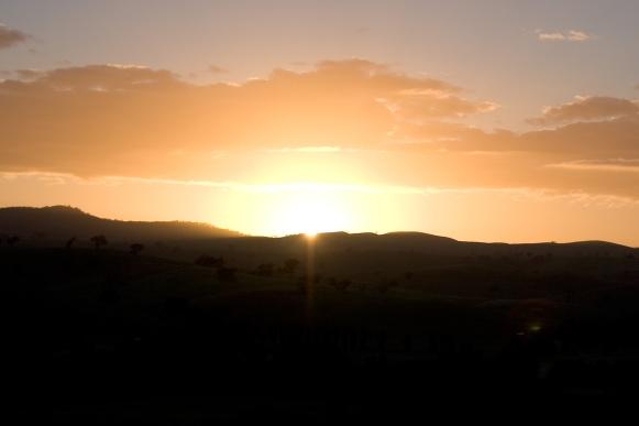 Dopotutto, l'alba è sempre una bella cosa... a meno che non siate un vampiro!