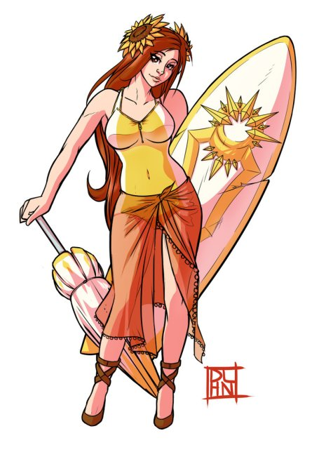 lol___alternate_sunbathing_leona_by_dalehan-d4l6fxe